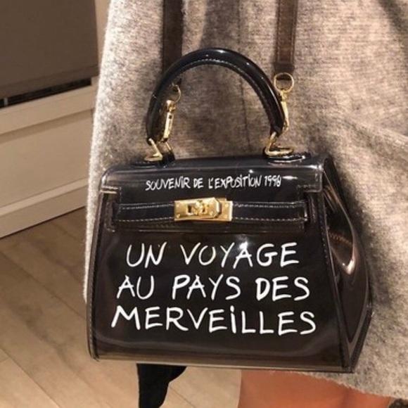 nouveaux styles 59fdd 664fe Un Voyage Au Pays Des Merveilles bag